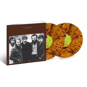 The Band: The Band (50th Anniversary): Exclusive Pine Brown Swirl Vinyl