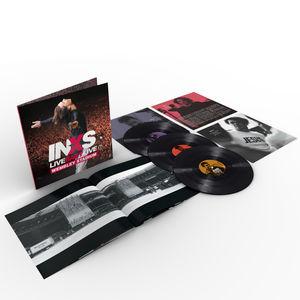 INXS: Live Baby Live: Deluxe Triple Vinyl
