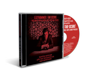 Little Steven: Lilyhammer: The Score – Volume 2: Folk, Rock, Rio, Bits and Pieces CD