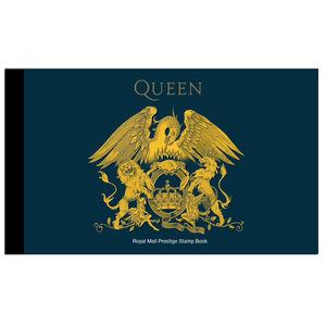 Queen: Prestige Stamp Book
