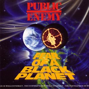 Public Enemy: Fear Of A Black Planet