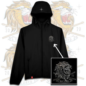 Roger Taylor: 'Taylored' Limited Edition 'Lion' windcheater
