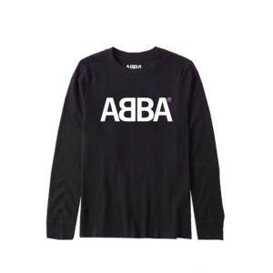 Abba: Logo Longsleeve