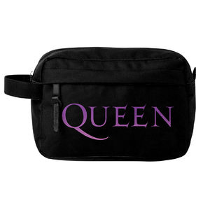 Queen: Logo Mens Washbag