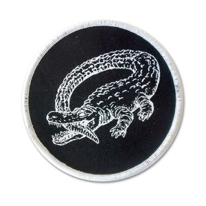 Catfish And The Bottlemen: Ride Logo Patch