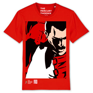 Freddie For A Day: Freddie Mercury World Aids Day T-Shirt