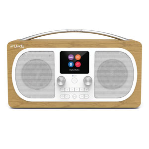 Pure: Evoke H6 BT, Oak EU/UK