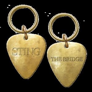 Sting: The Bridge Keyring