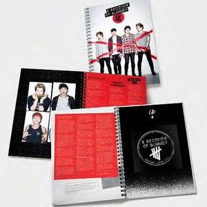 5 Seconds of Summer: 5 Seconds Of Summer : CD Fanzine