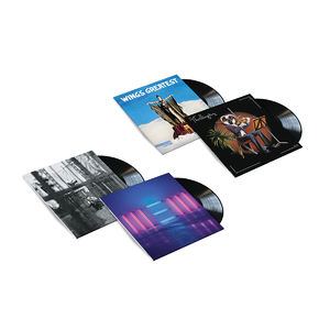 Paul McCartney: 4LP Black Vinyl Bundle