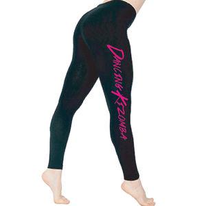 Alx Veliz: Alx Veliz - Dancing Kizomba Leggings