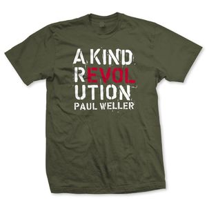 Paul Weller: A Kind Revolution T-Shirt
