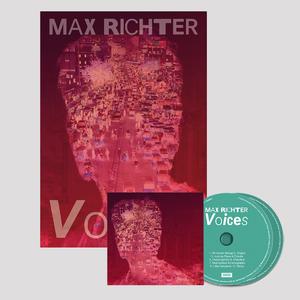 Max Richter: Voices CD & Art Print Bundle