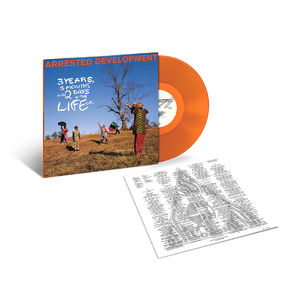 Arrested Development: 3 Years, 5 Months & 2 Days in the Life Of... (Exclusive Orange Vinyl)