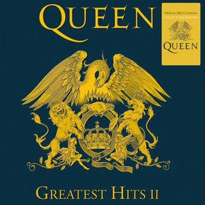 Queen: Queen 2021 Collectors edition Record Sleeve Calendar