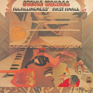 Stevie Wonder: Fulfillingness' First Finale: SHM-CD
