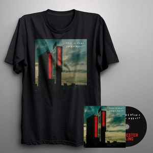 Paul Heaton & Jacqui Abbott: Signed Manchester Calling CD + Tee
