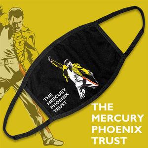 Freddie For A Day: Mercury Phoenix Trust Face Mask
