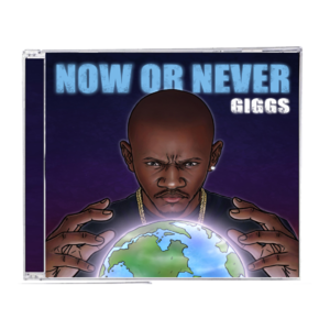 Giggs: Now Or Never: CD