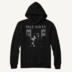 Pale Waves: 2018 Band Hoodie