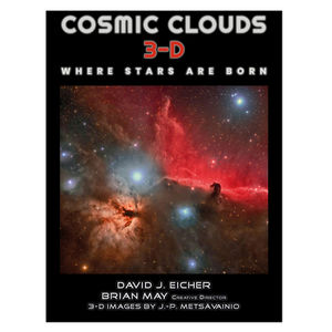 Brian May: Cosmic Clouds 3-D