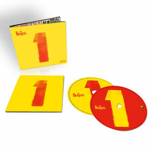 The Beatles: 1 (2015 CD + Blu-Ray)