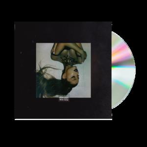 Ariana Grande: thank u, next cd