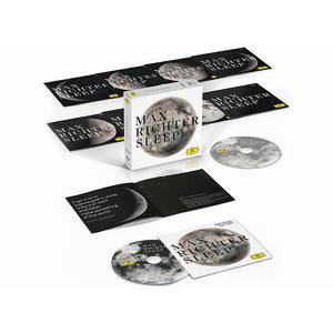 Max Richter: From Sleep: CD Box Set + Blu-Ray Audio