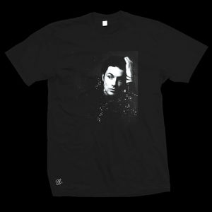 james bay: Speckled Portrait T-Shirt