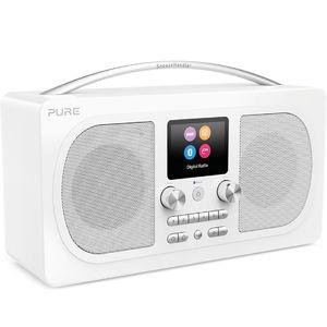 Pure: Evoke H6 Prestige Edition, White, EU/UK