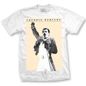 Freddie Mercury: T-Shirt Freddie Mercury Freddie Shout