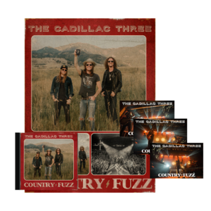The Cadillac Three: Back Home Bundle - CD