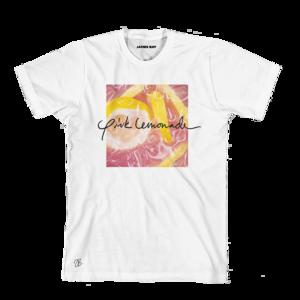 James Bay : Pink Lemonade Tee