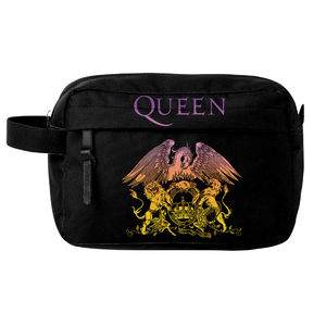 Queen: Bohemian Rhapsody Crest Washbag