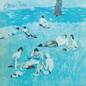 Elton John: Blue Moves