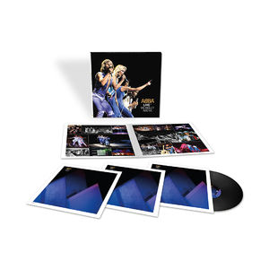 Abba: Live At Wembley Arena: Triple Vinyl