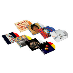 Paul McCartney: LIMITED EDITION PAUL McCARTNEY COLOURED VINYL BUNDLE