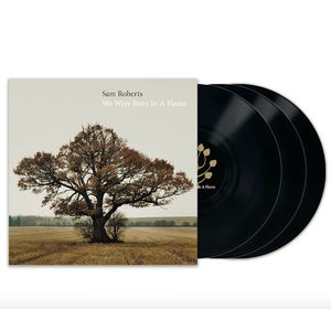 Sam Roberts: We Were Born In A Flame (Deluxe Expanded Edition) 3LP