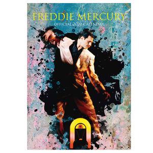 Freddie Mercury: Freddie Mercury Official 2020 Calendar