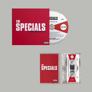 The Specials: Protest Songs 1924-2012: Deluxe CD + Cassette