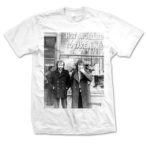 Chas & Dave: Chas and Dave Hot or Jellied T-Shirt