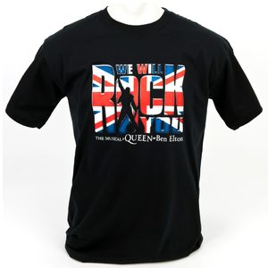 We Will Rock You: T-Shirt Union Jack « We Will Rock You »