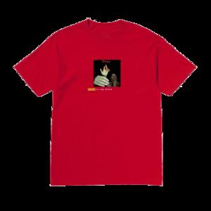 SG Lewis: SG Lewis Cigarette Red T-Shirt