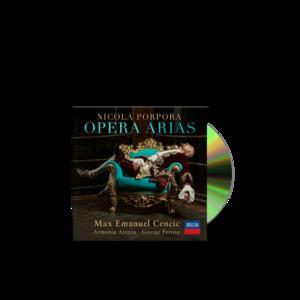 Max Emanuel Cencic: Porpora: Opera Arias