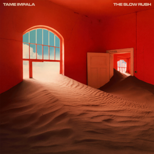Tame Impala: Unsigned The Slow Rush Poster