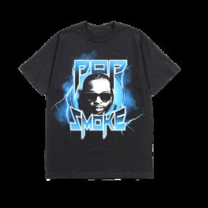 Pop Smoke: THUNDER T-SHIRT