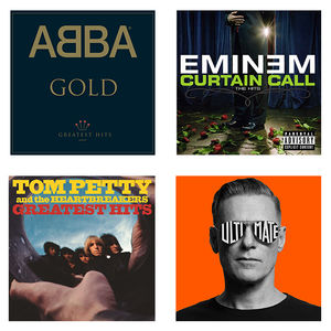 Various Artists: The Best Of 'The Best Ofs' - ABBA, Eminem, Bryan Adams & Tom Petty: Limited Edition Bundle