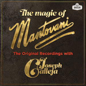 Joseph Calleja: The Magic Of Mantovani: Signed CD