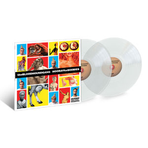 Bloodhound Gang: Hooray For Boobies: Exclusive Translucent Clear Vinyl