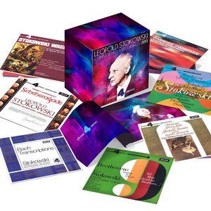 Leopold Stokowski: Leopold Stokowski – Complete Decca Recordings